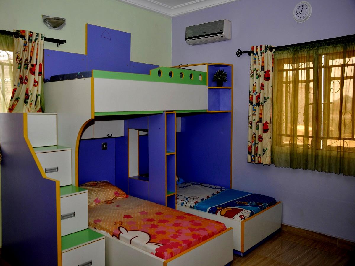 3-in-1 Children's Bed