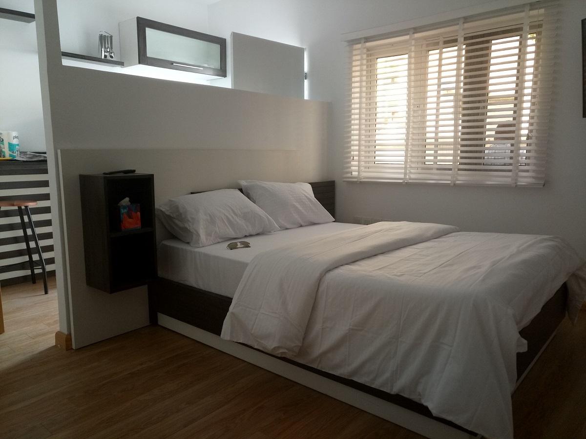 Minimalist Bed 4X6