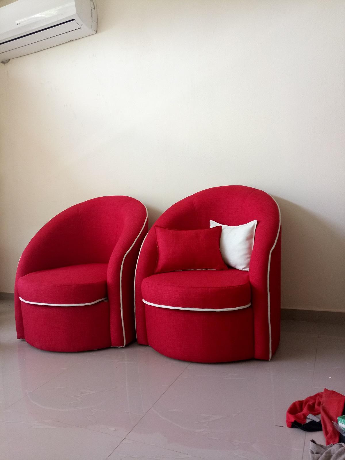 Comfy Waiting Seats