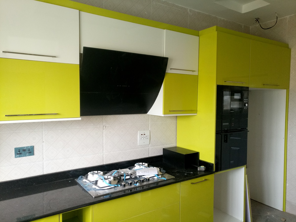 Morden Trendy Kitchen