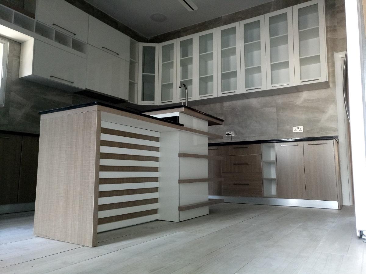 Morden Group Work Kitchen