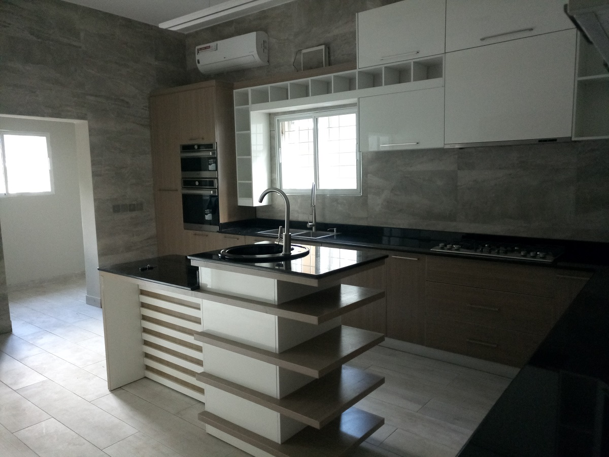 Morden Group Work Kitchen